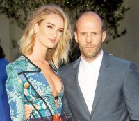 The Engaged Rosie Huntington-Whiteley & Jason Statham