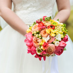 Wedding flowers - tips image