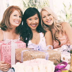 Bridal shower - tips image