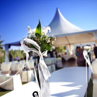 Wedding rentals - tips image