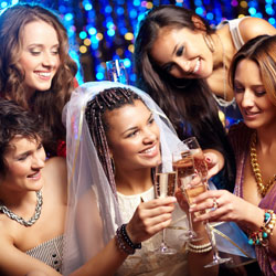 Bachelorette parties - tips image
